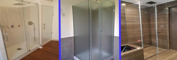 Prodotti vetro su misura roma artigiana italvetro - Cabine doccia su misura ...